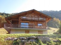 This is a really great chalet to stay in!