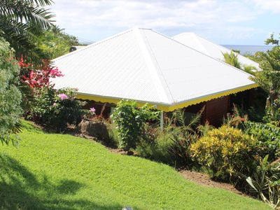 Photo for 1BR Bungalow Vacation Rental in Deshaiers