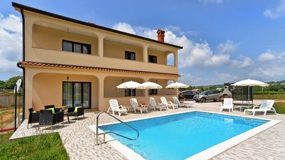 Photo for VILLA IVANA WITH PRIVATE POOL 7 KM FROM POREČ