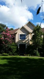 Photo for 4+ bedrooms stylish home in upscale neighborhood private pool.Rent entire home