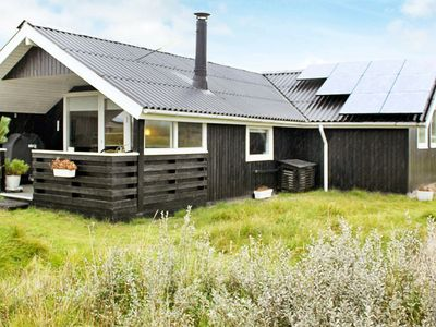 Photo for Cozy Holiday Home in Jutland Denmark with Terrace