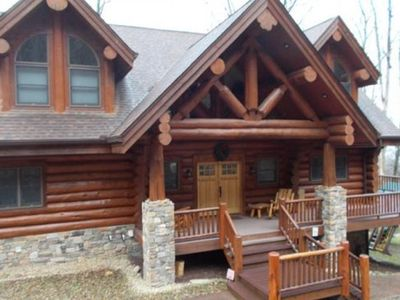 Photo for Big Rock Lodge - Premium Resort Vacation Home