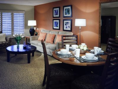 Photo for Great Palm Springs Vacation Condo Perfect for Coachella / StageCoach Experience