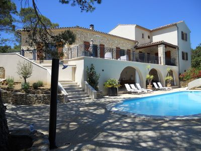 Photo for Large Provencal Villa of standing