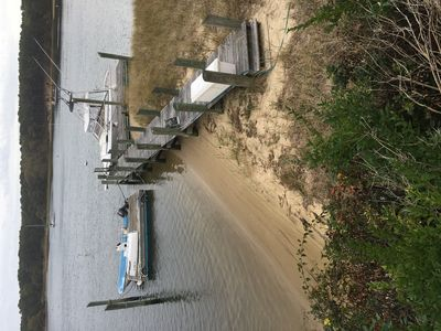 Photo for Beach Haven Waterfront 5 Bedroom and 2 bathroom with unmatched views! Kayak Swi