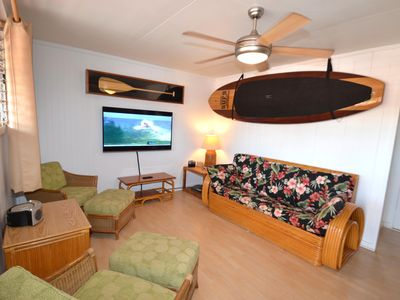Photo for Beautiful Lahaina Side 2 BR Condo with Beach View