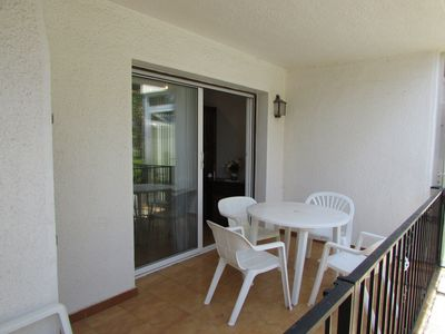 Photo for APARTMENT IN ROSES WITH COMMUNITY SWIMMING POOL. 7-B