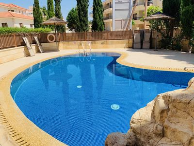 Photo for Luxury oasis with pool near sea and airport