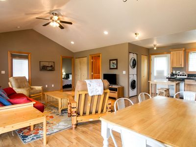 Photo for Lands End - Near the golf course and Discovery Trail!