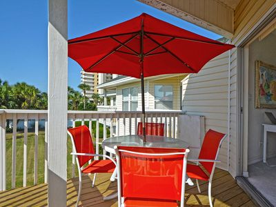 Photo for Condo #9216 is a 1 Bedroom Beach Walk**Vibrant Decor**Close to Pool
