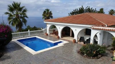 Photo for Sea view, Teide ... private pool
