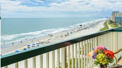 Photo for Ocean Front Myrtle Beach.  4th of July week!  Westgate Myrtle Beach Resort
