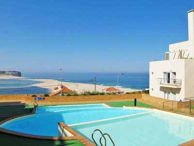Photo for 3 bedroom Apartment, sleeps 6 in Foz do Arelho with Air Con and WiFi