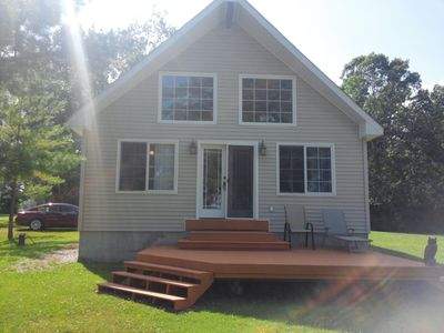 Photo for 2BR Chalet Vacation Rental in Crown Point, New York