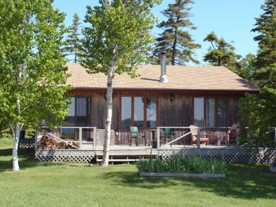 Photo for Shaw's Hotel & Cottages - Chalet #26