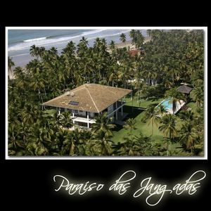 Photo for Dream home in paradise on the endless beach of Bahia!