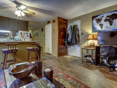 Photo for Intimate, garden-level condo - 1/2 mile to Park City Mountain