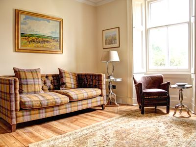 Photo for Luxury 19th Century Cottage In Heart Of St Andrews, Sleeps 8, Golfers, Families