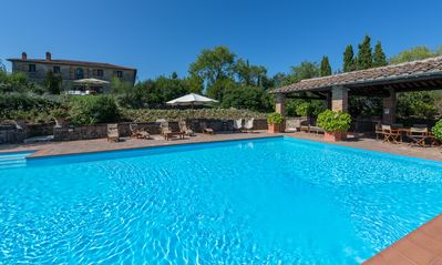 Photo for 9BR House Vacation Rental in Siena, Tuscany