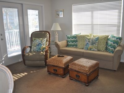 Photo for Updated Family Friendly 2br/2ba Beach Condo Sleeps 8