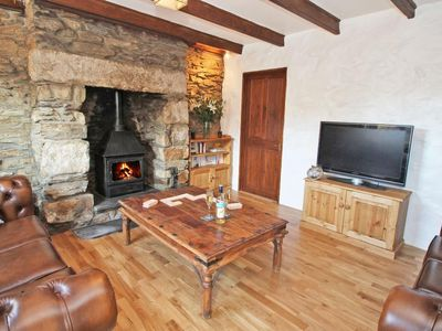 Photo for TREVEAN, pet friendly, with open fire in Redruth, Ref 959745