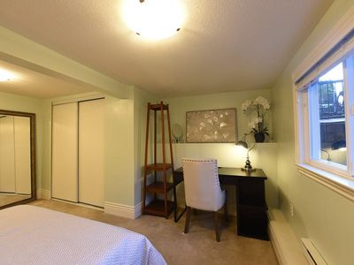 Photo for Large 2 bedrooms close to skytrain