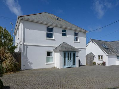 Photo for Newlands is a large detached house near the beach at Trevone