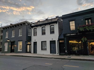 Photo for The Calliope, Historic Corner Apartment in the Heart of Downtown.