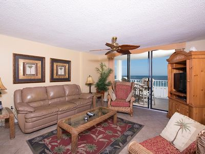 Photo for 408 Sunswept  3 BD/ 3 BATH *DIRECTLY ON THE BEACH**AMAZING VIEW**