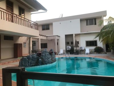 This is a very serene Atmosphere, Perfect for Relaxation and family vacation.