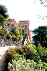Photo for Beautiful villa on the Amalfi coast, in Maiori, with sea view
