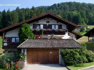 Photo for Our house is situated on the southern slopes of Reit im Winkl, 5 minute walk to the village center