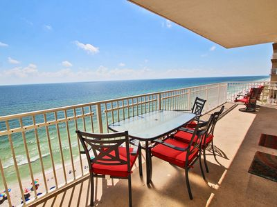 Crystal Shores 1107-Let the Waves Touch your Feet and the Sun Kiss Your Cheeks! Reserve Your Spring Beach Trip Today