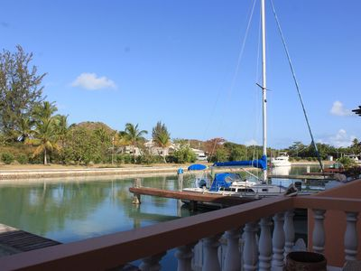 Photo for Exceptional waterfront villa, short walk to beautiful secluded beach.