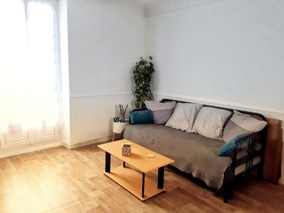 Photo for Small apartment in Nantes, cozy and close to everything