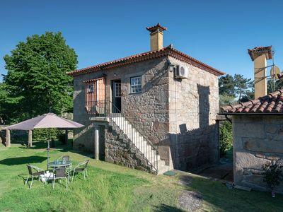 Photo for Excellent Cottage in Santa Comba with Communal Swimming Pool!