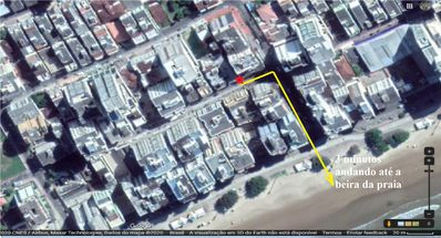 Photo for Guarapari, 3minutes walk from the beach and next to Kiosk 13