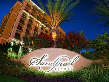 Sandpearl Resort, Clearwater, FL, USA