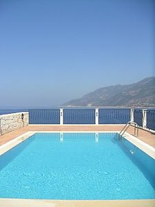 Photo for Villa with Stunning Ocean and Mountain  Views