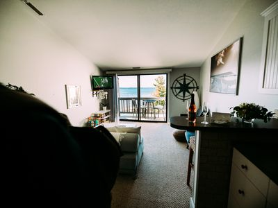 Photo for Deluxe Beachside Suite, Traverse City Vacation