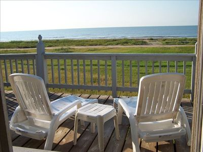 Photo for BEACH FRONT COTTAGE PET FRIENDLY