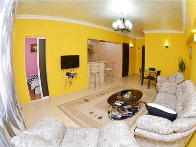 Photo for One bedroom apartment in Central Yerevan