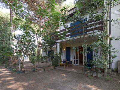 Photo for RENT HOUSE ON THE GROUND FLOOR WITH PRIVATE GARDEN AND FENCED