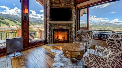 Photo for See Forever San Sophia 120: 4 BR / 4.5 BA condo in Mountain Village, Sleeps 9