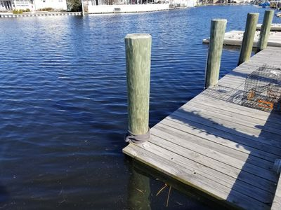 Photo for Beautiful Waterfront Suite w/Dock, Patio & Heated Soaking Pool