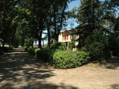 Photo for Villa with swimming pool in Etrurian Valley - Volterra