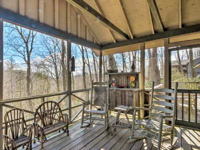 Photo for 5BR House Vacation Rental in Highlands, North Carolina