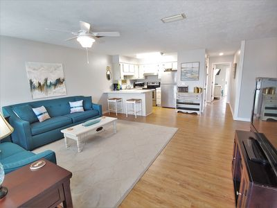 Photo for Remodeled-First Floor-Corner unit! Rent 5, Get 6th FREE-ALL 2019 Dates!