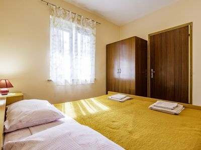 Photo for Apartment in the center of Umag with Air conditioning, Parking, Terrace (576342)