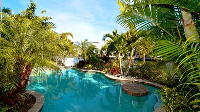You Have Found Paradise-A premiere property on Anna Maria Island ***WATERFRONT